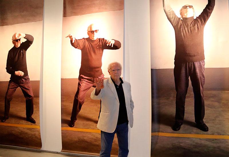 La UMA desvela en el Rectorado el 'Universo Ferrer Lerín' en una exposición inédita