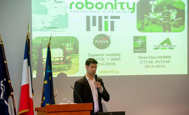 Los robots de exploración planetaria allanan el camino a los vehículos autónomos