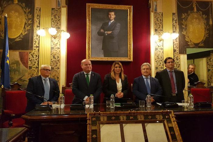 Reivindicación unánime de la figura de Plácido Fernández Viagas