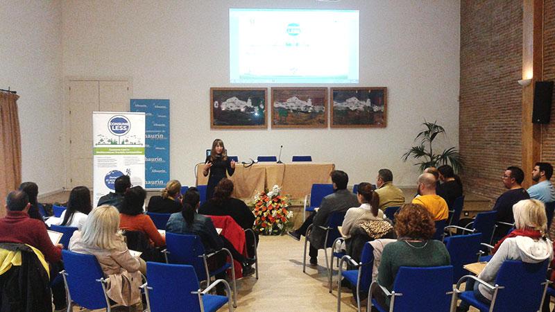 Alhaurín el Grande se adhiere a la red mediterránea Consumeless de turismo sostenible