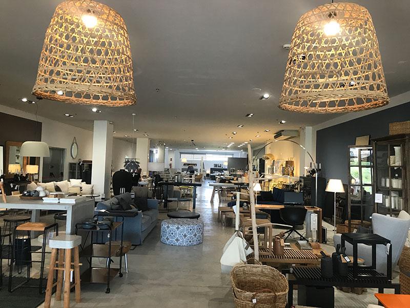 El diseño de interiores danés va de la mano de BoConcept en la Costa del Sol