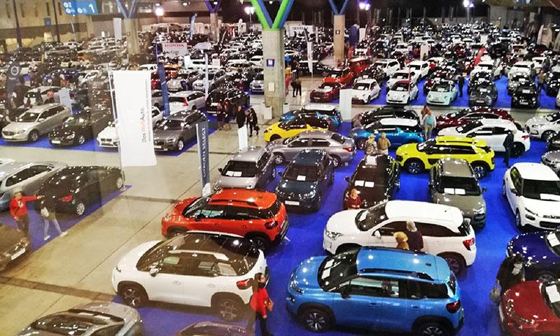 El Salón del Motor de Ocasión de Málaga cierra sus puertas rozando los 6 millones de euros de facturación