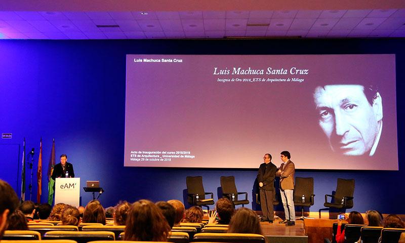 Anna Heringer imparte la lección inaugural de la ETS de Arquitectura