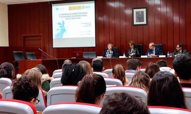 XI Jornadas sobre Defensa y Seguridad Internacional