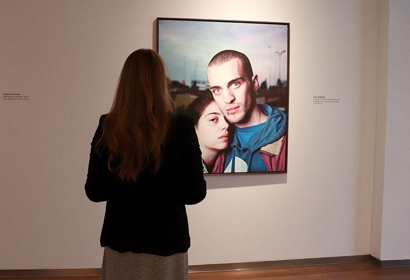 El Centro Fundación Unicaja de Antequera acoge la exposición de las obras del XIII Certamen Unicaja de Artes Plásticas