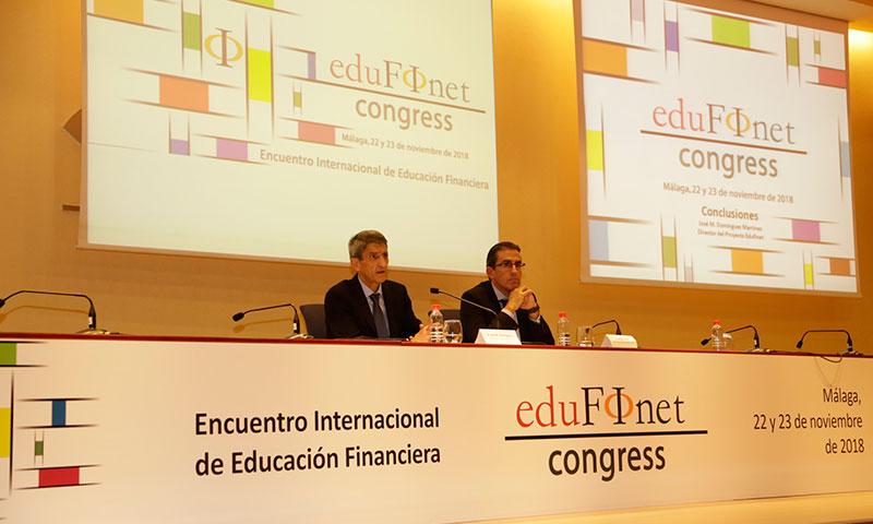 Congreso Internacional de Educación Financiera en Málaga
