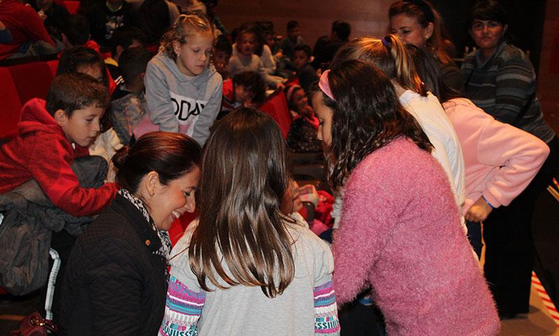 Los niños de Alhaurín el Grande celebran el Día Universal de la Infancia