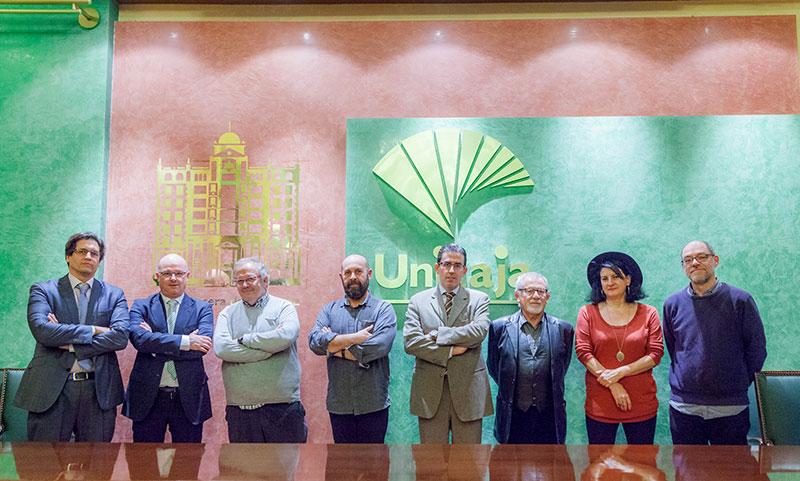 El escritor Miguel Sánchez Robles gana el XXIX Premio Unicaja de Relatos con la obra 'Adelina y el mar'