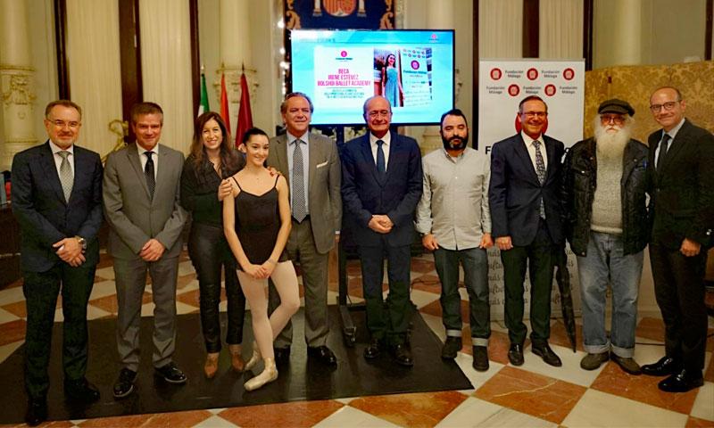 La Fundación Málaga presenta un nuevo curso cultural cargado de proyectos e ilusiones