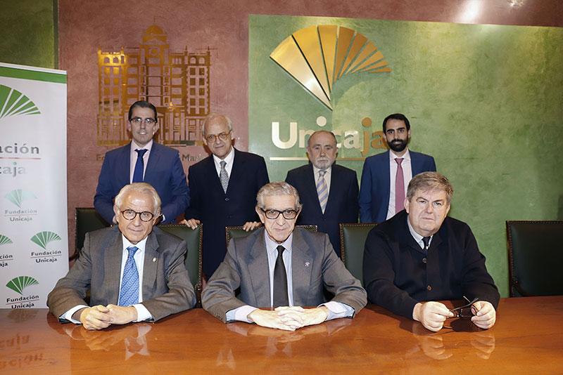 Fundación Unicaja constituye Fundalogy, una sociedad para impulsar nuevos proyectos empresariales vinculados a los sectores de bienes y servicios de utilidad social