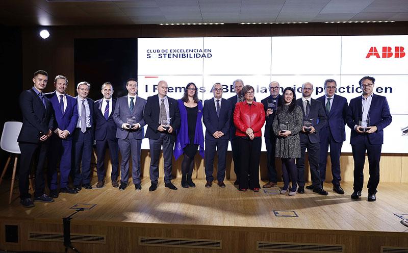 Siro reconocido con el premio ABB a la mejor práctica en digitalización en la categoría de gran empresa