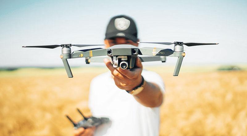 Diez usos de los drones que nos encantan