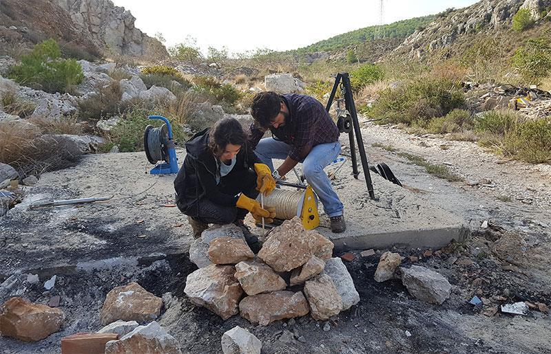 Investigadores confirman el hundimiento del terreno en zonas del litoral suroeste de la provincia
