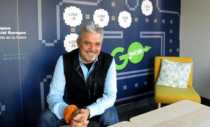 """Rodolfo Tiessler, responsable de Go2Work: """"Un videojuego es como una película de cine"""""""