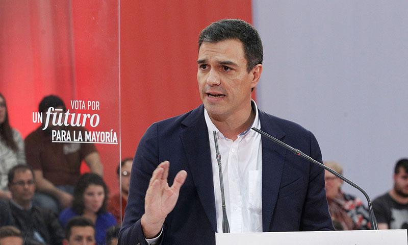 Editorial – Sánchez en el búnker