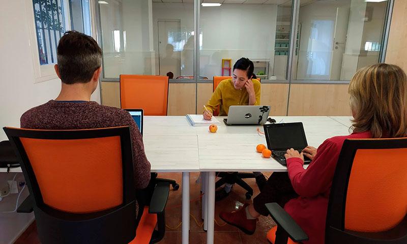 Abre sus puertas en Málaga el primer coworking familiar