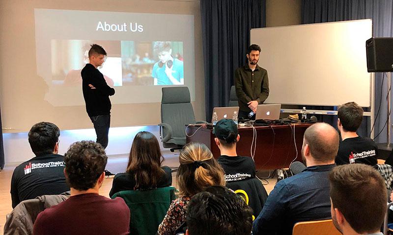Ingenieros del estudio de grabación londinense Real World protagonizan un encuentro en la UMA