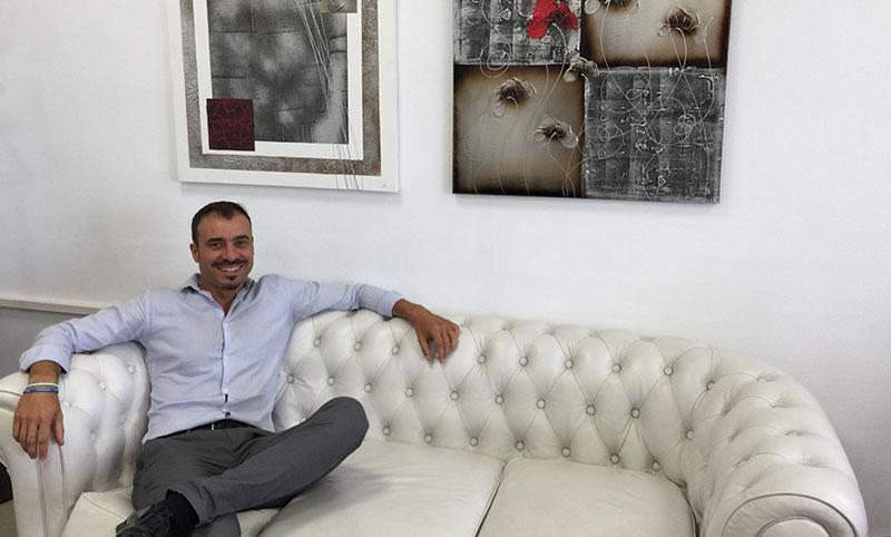 """Enrique Álvarez, fundador de Praim Hotels: """"Nuestro enfoque va directo a la optimización de la empresa"""""""