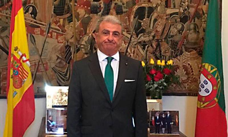 Rafael Pérez Peña nuevo decano de los cónsules en Málaga