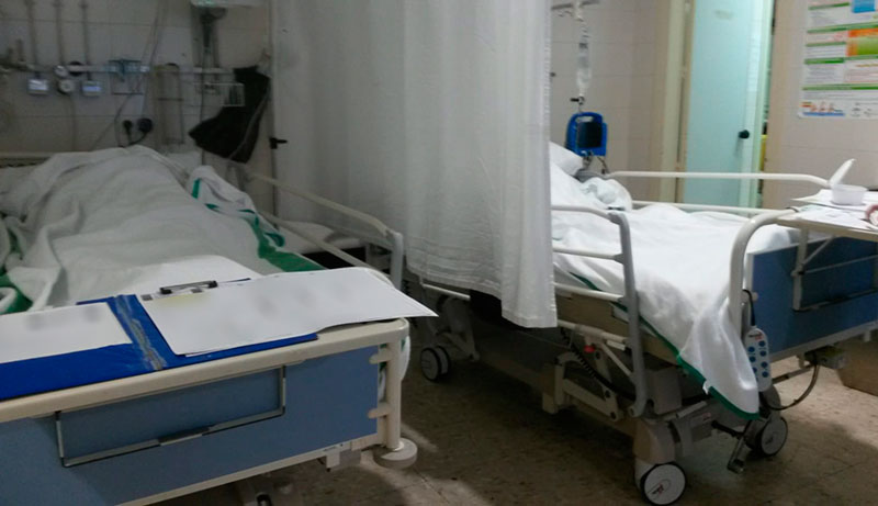 CSIF Málaga denuncia el colapso de la Observación del Hospital Regional, con 25 pacientes a la espera de una cama en planta