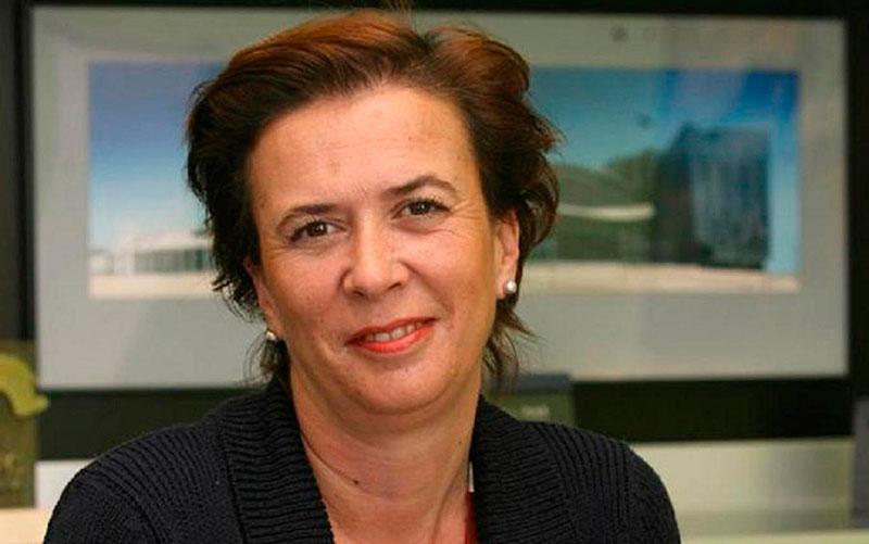 Yolanda de Aguilar, directora del Palacio de Ferias