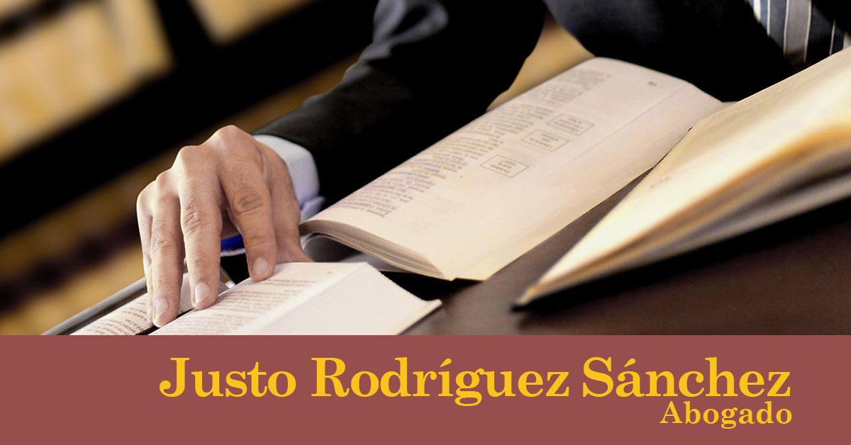 Pareja de hecho subsidiada. Justo Rodríguez Sánchez. Abogado