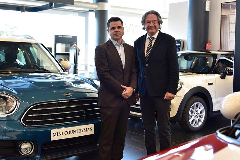 Una universidad sobre ruedas: BMW Automotor y EADE firman un acuerdo de colaboración