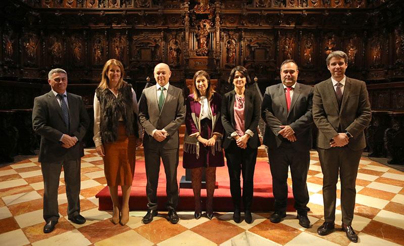 Unicaja Banco colabora con su patrocinio en una gran exposición dedicada al escultor Pedro de Mena y organizada por la Diócesis de Málaga