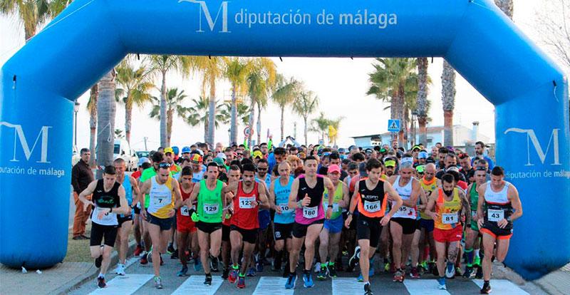 Gran éxito de la I Media Maratón Alhaurín el Grande Monumental