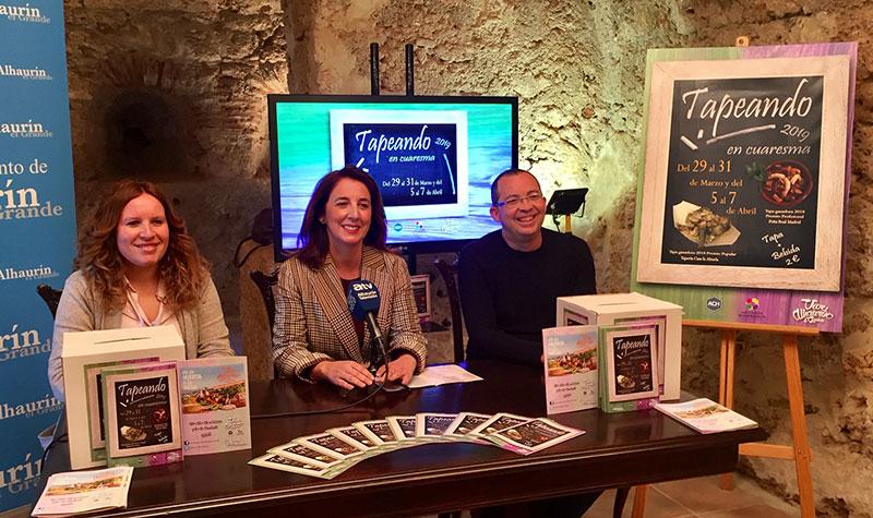 El Ayuntamiento de Alhaurín el Grande presenta la quinta edición de Tapeando en Cuaresma