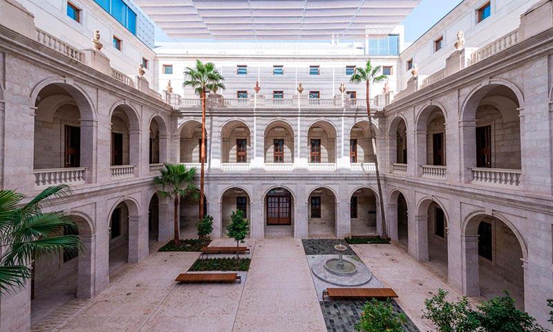CSIF denuncia falta de seguridad en el Museo de Málaga