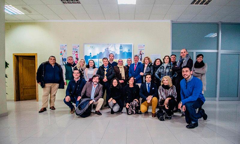 Los Centros Comerciales Abiertos de Andalucía solicitan una entrevista al consejero de Comercio de la Junta de Andalucía para trasladarle proyectos