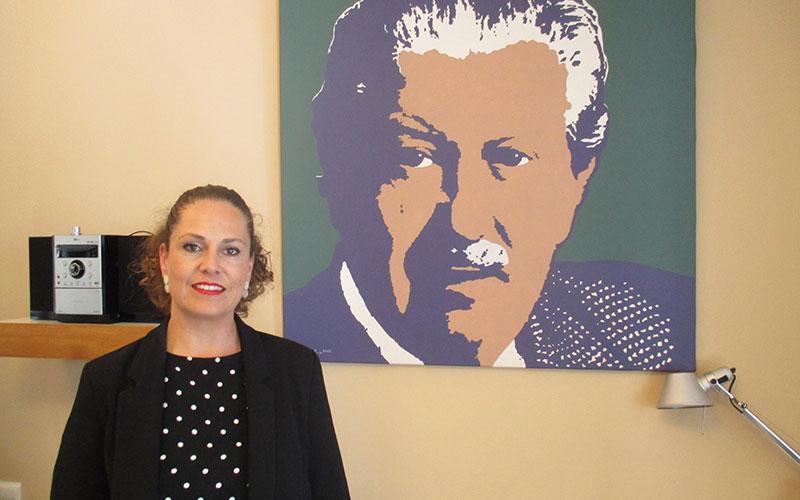 Entrevista con Carmen Vera, directora de Comunicación y relaciones institucionales de la Fundación Manuel Alcántara