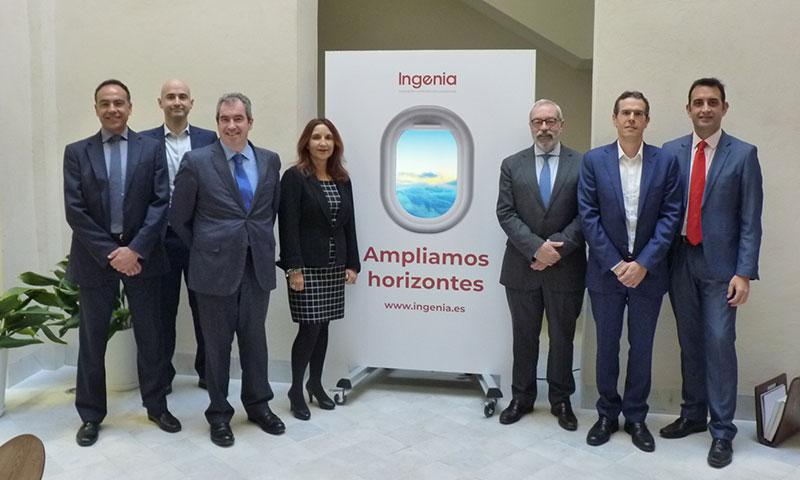 El grupo Ingenia supera sus previsiones en 2018