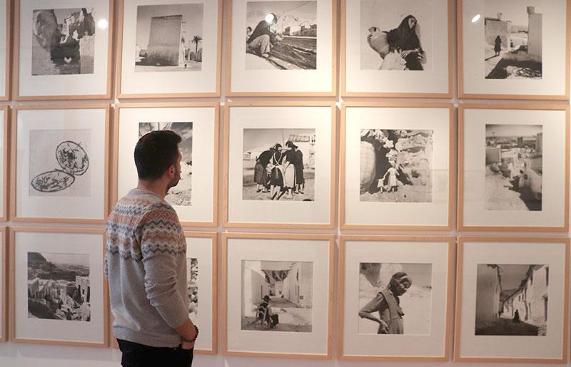 Fundación Unicaja expone las fotografías del almeriense Jesús de Perceval en Antequera