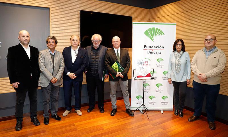 Fundación Unicaja patrocina la 49 Feria del Libro