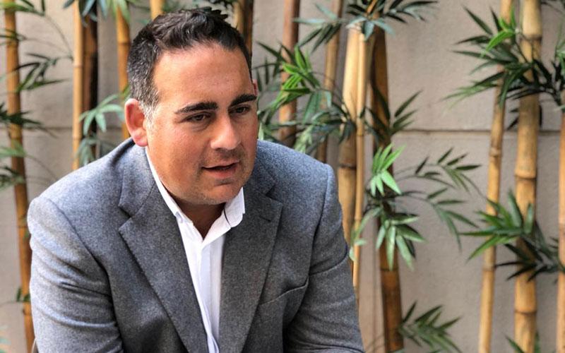 "Iván González, presidente: ""Libres quiere ser útil para realizar de verdad ese cambio que nos venden los partidos de siempre"""
