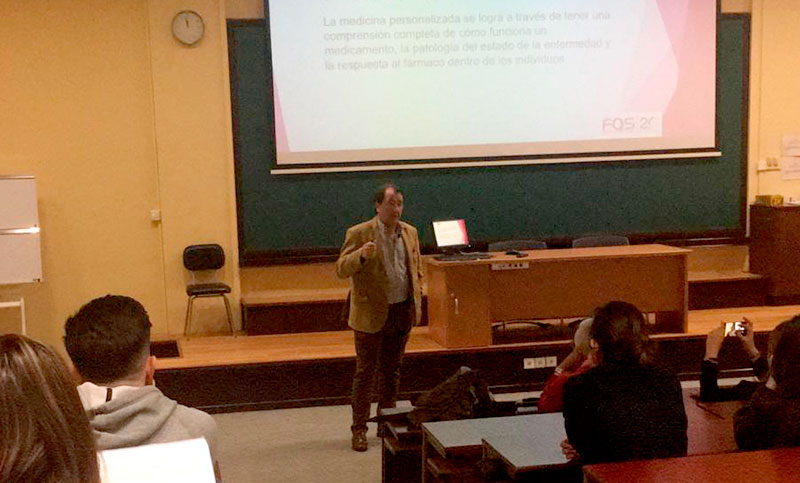 Juan José García, director general de FQS – Farmaquímica Sur, apuesta por la relación Universidad – empresa