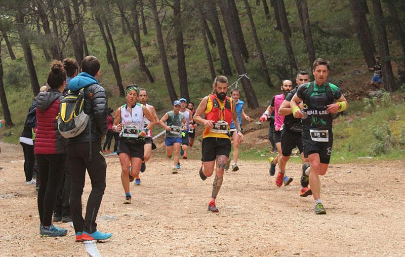 """Se celebró con gran éxito deportivo y de organización """"Los Tajos Skyrace"""" en Alhaurín El Grande"""
