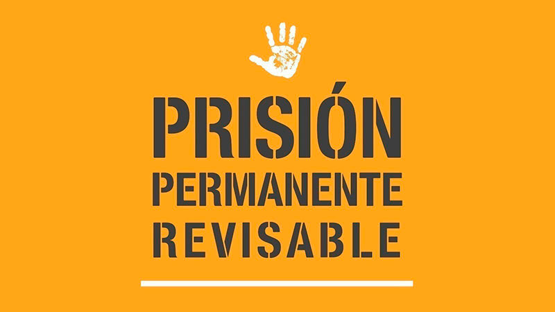 Juan Carlos Quer – Por la No Derogación de la Prisión Permanente Revisable