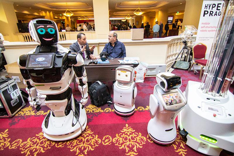 Málaga acogerá el mayor evento europeo de robótica el próximo año