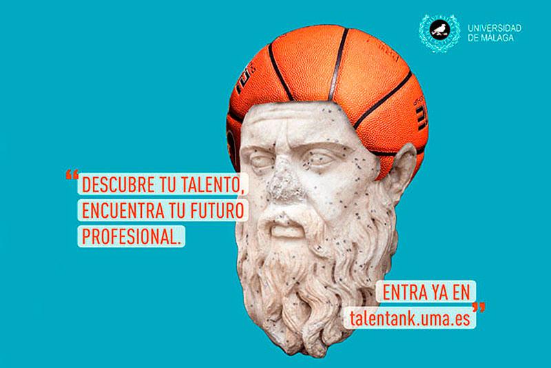"""La Universidad de Málaga pone en marcha """"Talent Tank"""" una plataforma de empleo basada en el talento"""