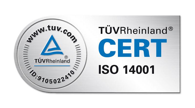 FQS –  Farmaquímica Sur obtiene el certificado ISO 14001