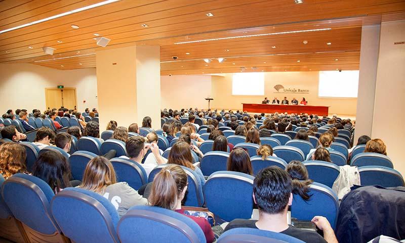 Unicaja Banco patrocina las Jornadas Jurídicas 'Por el diálogo'
