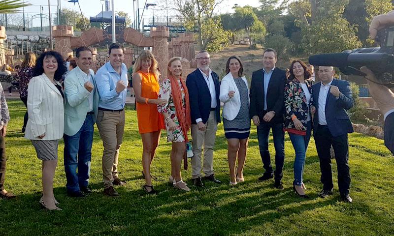 Ciudadanos presenta su candidatura en Alhaurín de la Torre, encabezada por Antonio Lara