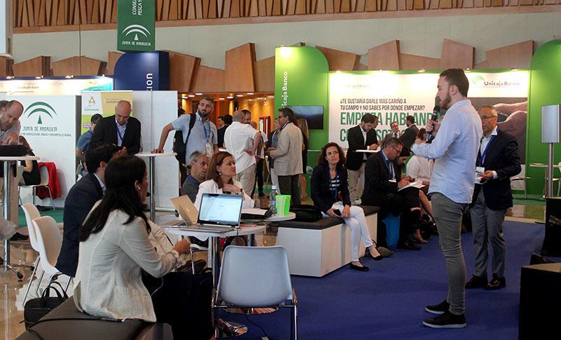 Empresas emergentes que participan en Startup Europe Smart Agrifood Summit accederán a cinco premios en tecnología