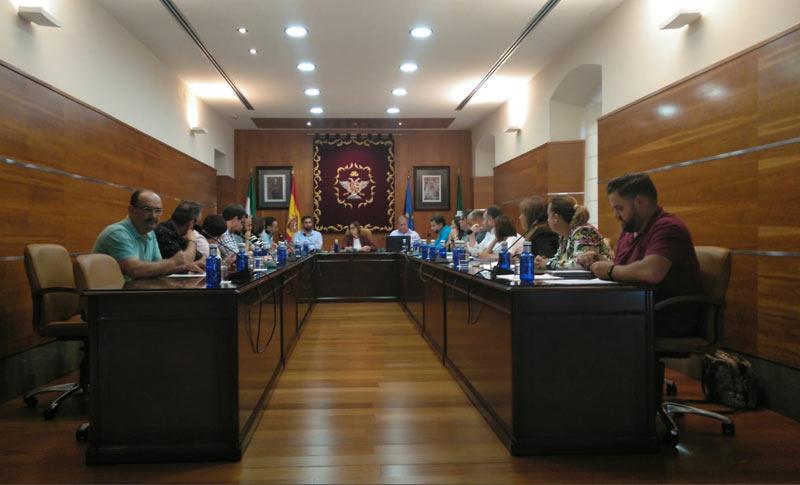 El nuevo equipo de Gobierno de Alhaurín El Grande aprobó el pago de subvenciones a las asociaciones locales