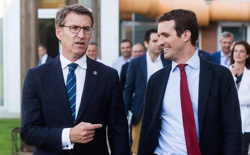 Editorial – Alberto Núñez Feijóo pierde sus feudos en Galicia pero se atreve a cuestionar a Casado