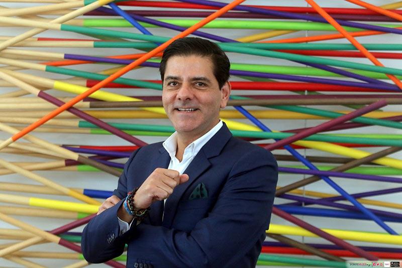 """Jorge Manzur, director del Hotel Puente Romano: """"La idea es jugar a mantener ocupación con mejor precio cada año"""""""