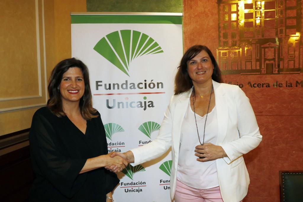 Fundación Unicaja renueva su apoyo a RGD Factoría de Proyectos para la creación de una nueva edición de «Mayores en línea»